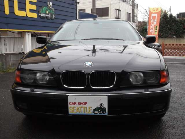BMW 5シリーズ 528i ワンオーナー